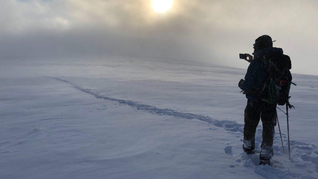 Winter Navigation Cairngorms