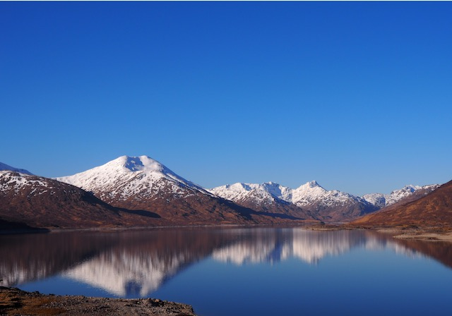 Loch Quoich and Rough Bounds of Knoydart