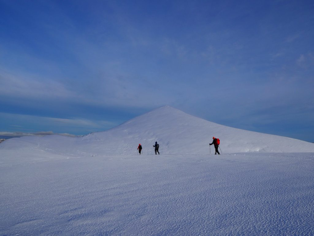 Guided Winter Walking and Winter Skills on Ben Klibreck