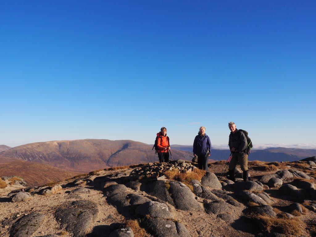 Guided Walking Scottish Highlands